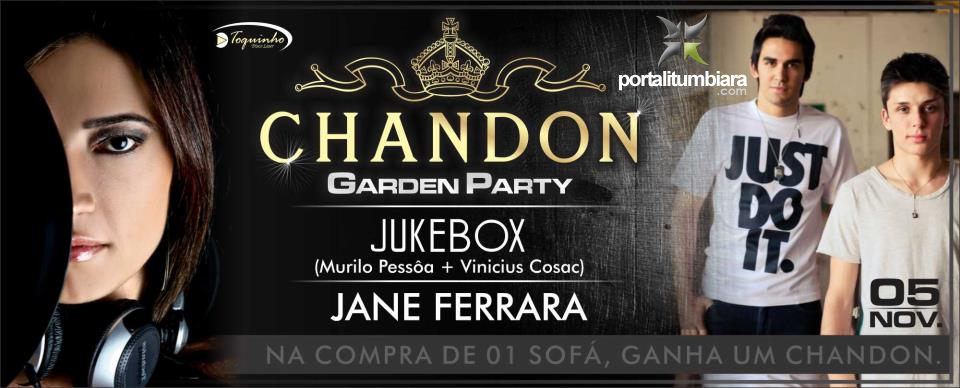 Chandon Garden Party